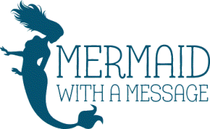 Mermaid with Message