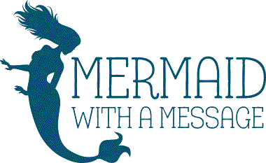 Mermaid with a Message